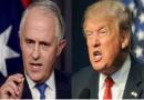 Trump, Turnbull, Australia, US, administration