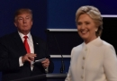 هیلاری کلینتون برنده مناظره انتخابات آمریکا