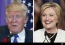 رقابت تنگانتگ ترامپ و کلینتون در پاچه خواری اسرائیل