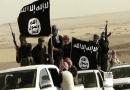 پرچم داعش در لندن