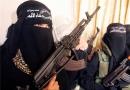 افزایش دختران داعشی در فرانسه