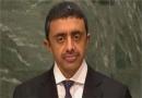 ادعای خنده دار وزیر خارجه امارات