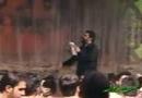 محمود کریمی / کاش منم درکربلا مثل فاطمه درآتش میمردم