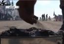 فیلم حرکت زائران اربعین حسینی