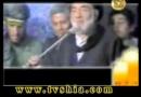 مراسم روز عاشورا در حضور امام خمینی